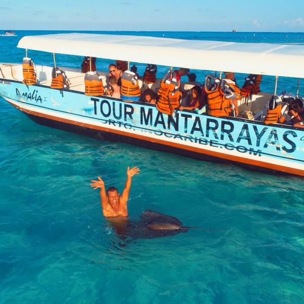 Tour Mantarrayas