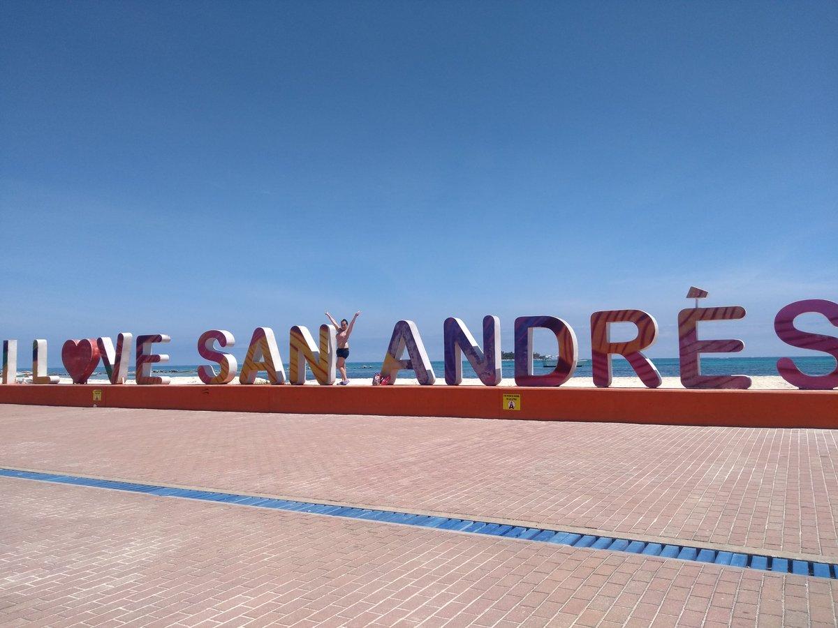 I Love San Andrés