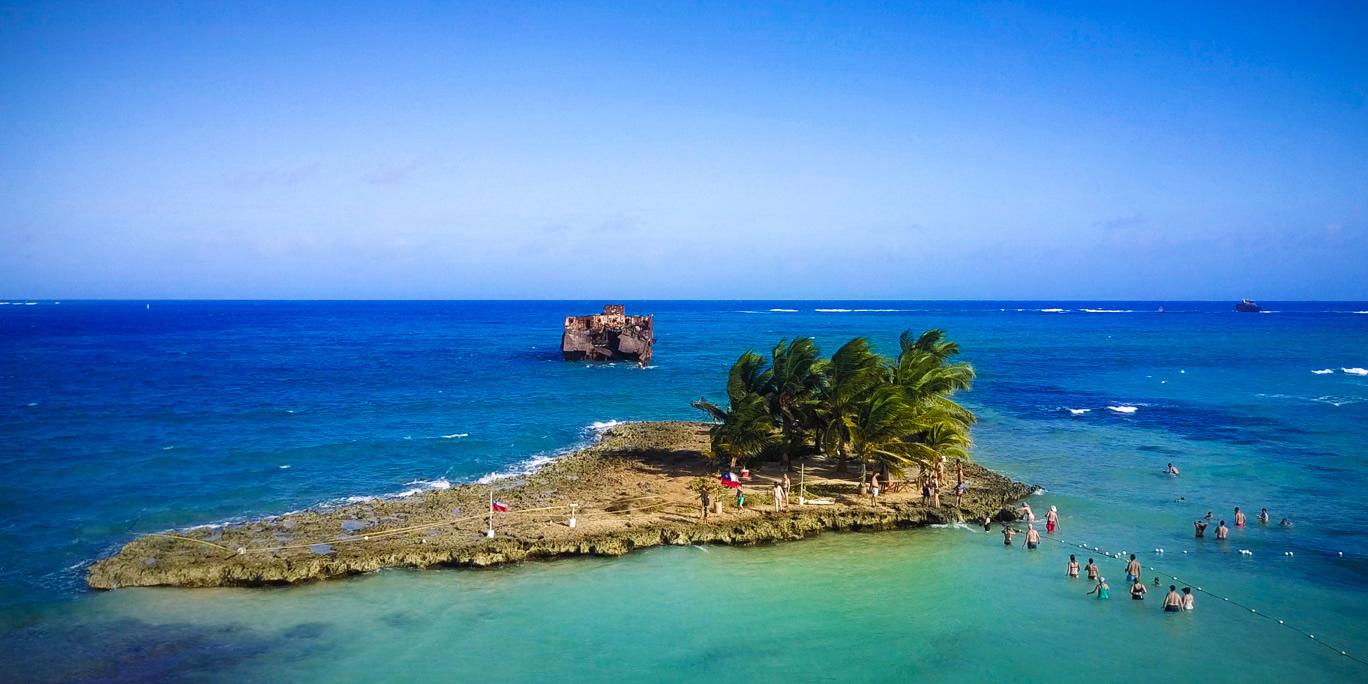 Tour Acuario & Rocky cay - San Andrés Travel