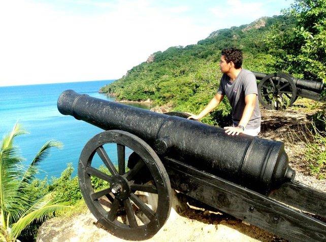 Historia de San Andrés Islas