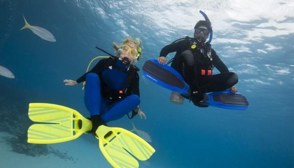 Buceo especialidad flotabilidad