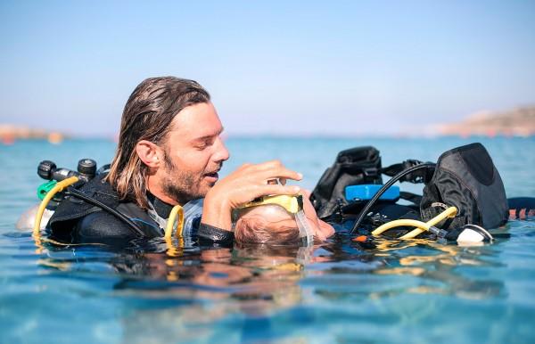 Buceo Padi Rescue Diver