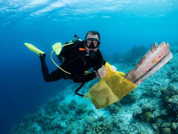 Buceo Especialidad Project AWARE