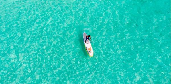 Paddle Surf San Andrés